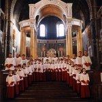 City of London Sinfonia, David Halls & Westminster Cathedral Choir - Requiem, Op. 48: III. Sanctus