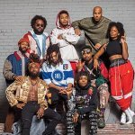 Dreamville & Bas & Cozz & Yung Baby Tate & Guapdad & Buddy - Don't Hit Me Right Now