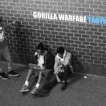 Gorilla Warfare Tactics - Temptations