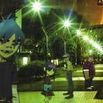 Gorillaz feat. Andre & James Murphy - DoYaThing