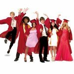 High School Musical Cast & Zac Efron - Scream