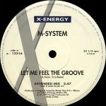 M-System - I Can Fly (Systematic Version)