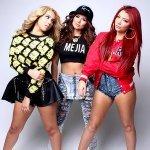 Mejia Sisters feat. Jereme Jay - Stray