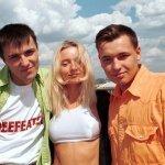 Руки Вверх И Вячеслав Добрынин - Синий Туман (DJSD