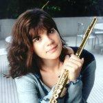 Sharon Bezaly - Telemann: Sonata in F major for Flute and Continuo, TWV 41:F4 - I. Vivace