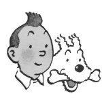 Tintin - Faraos cigarrer, del 29